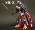 The 'Murica Figure
