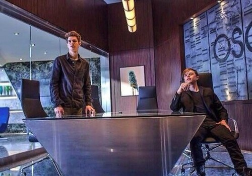 The New Peter Parker and Harry Osborn