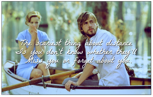 The Notebook - Quotes Photo (35247459) - Fanpop