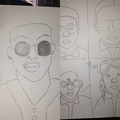 The Picture I Drew Of My Babies✏<333 - mindless-behavior photo
