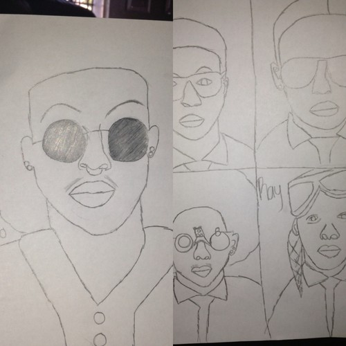 The Picture I Drew Of My Babies✏<333