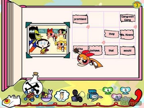 The Powerpuff Girls Learning Challenge #2: Princess Snorebucks