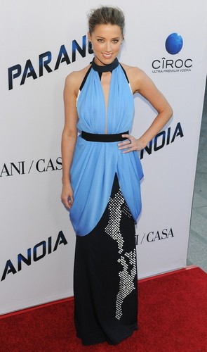 The US premiere of Paranoia
