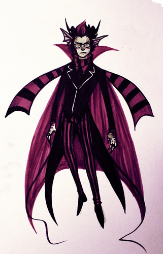 The great sea dweller, Eridan Ampora