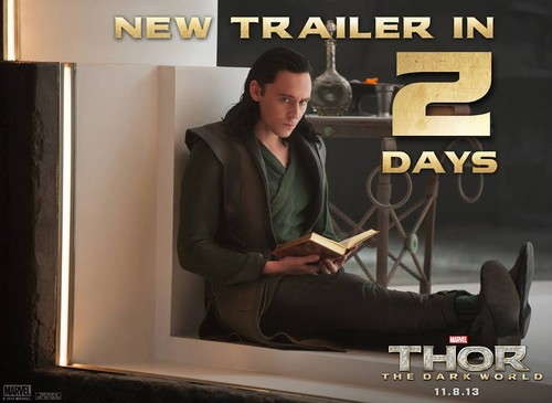 Thor: The Dark World new trailer in 2 Days