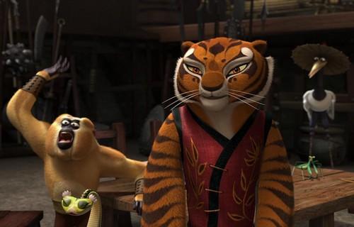 Tigress is sooooo cute!