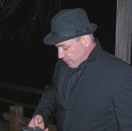 Till at Paul's James Bond birthday 2011