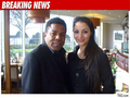 Tito Jackson and Claudia Lynx - the-jackson-5 photo