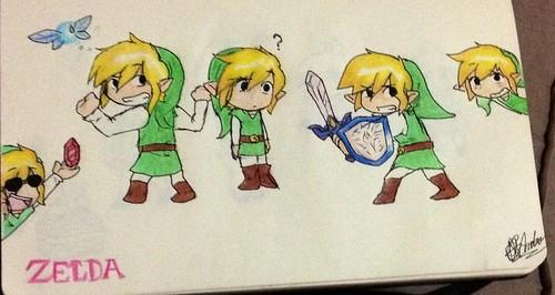 Toon Link cutie