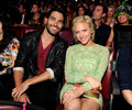 Tyler Hoechlin & Brittany Snow- 2013 Teen Choice Awards