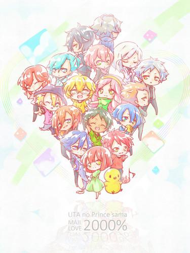 Uta no Prince-sama wallpaper called Uta No Prince Sama