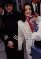 Visiting St. Jude's Hospital Back In 1994 - michael-jackson photo