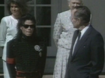 Visiting The White House Back In 1989
