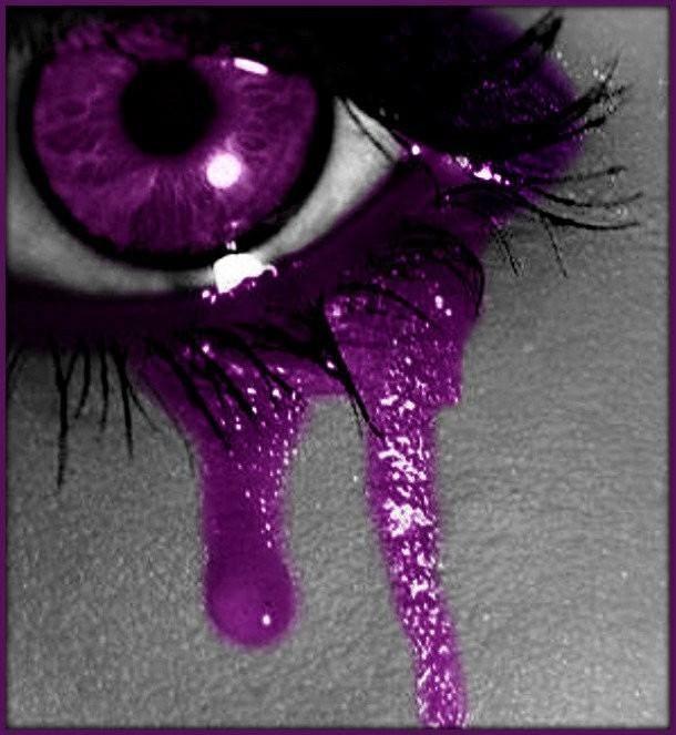 Violet Tears - Outside Your Door