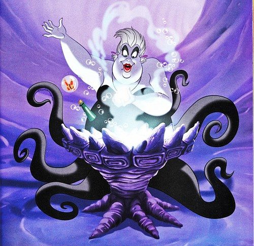 Walt Disney Book images - Ursula