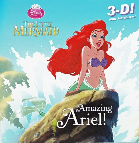 Walt Disney libri - The Little Mermaid: Amazing Ariel