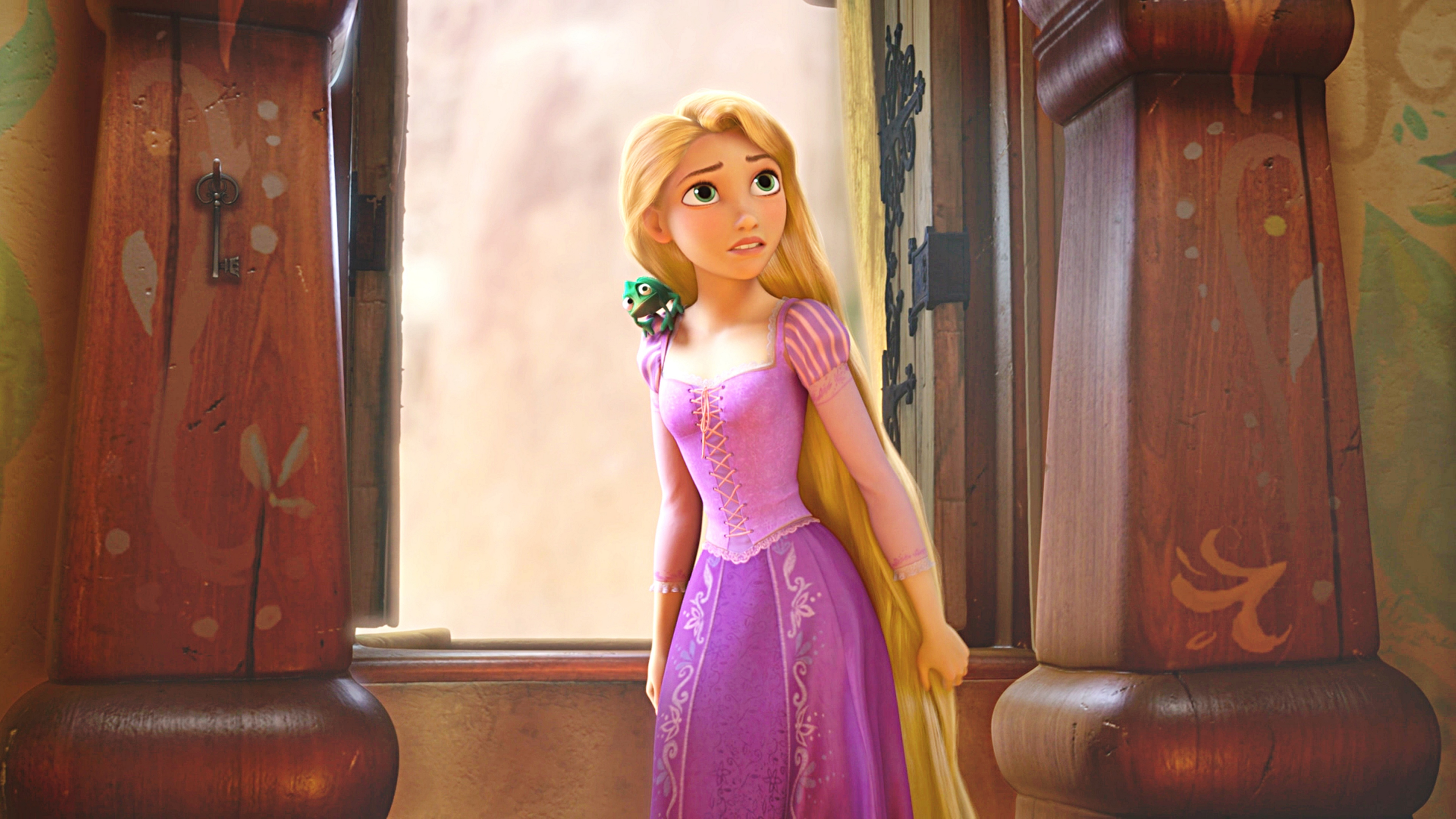 Walt Disney Characters Images | Icons, Wallpapers and ... Disney Rapunzel Screencaps