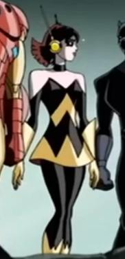 Wasp- Avengers Earth's Mightiest Heroes S01EP12/EP13