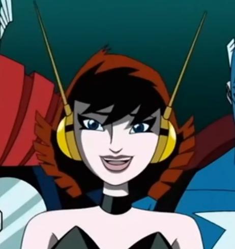 Janet van dyne wasp avengers earth mightiest heroes