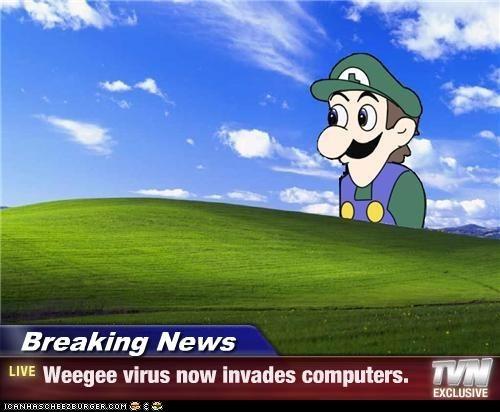 Weegee virus D: