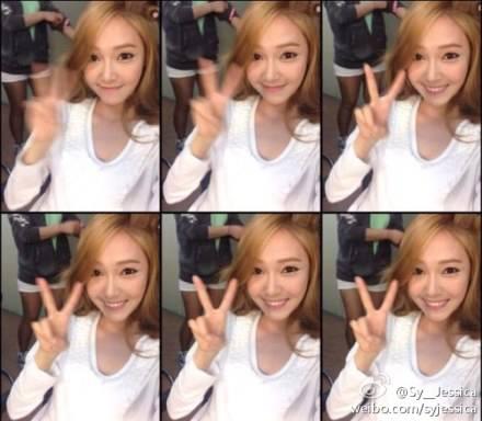 Weibo update <3~