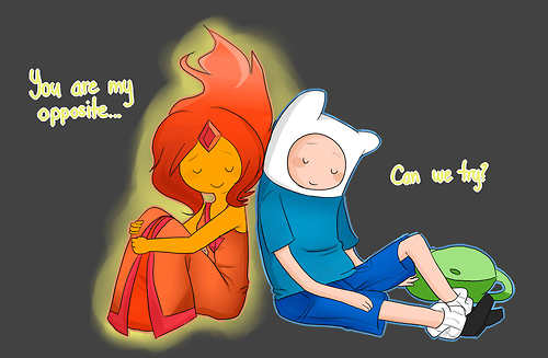 Adventure Time With Finn and Jake wallpaper probably with anime entitled Willing To Break The Rule