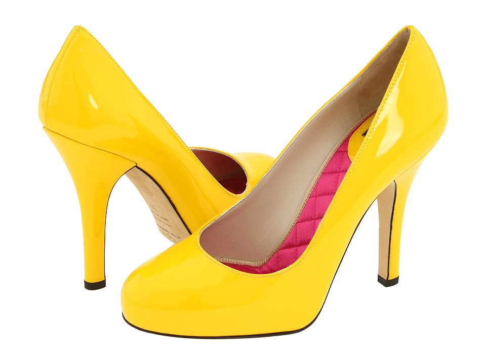 Yellow high heels shoes - Women's Fashion - Shop for Women's ...