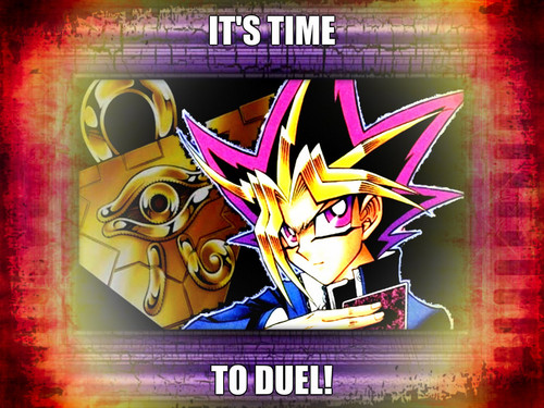 Yugi and the Puzzle