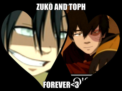 Zuko and Toph forever<3