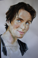 awesome Cillian portrait - cillian-murphy fan art