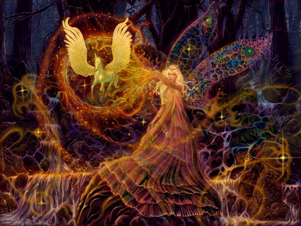 Fairies Images Beautiful Hd Wallpaper And