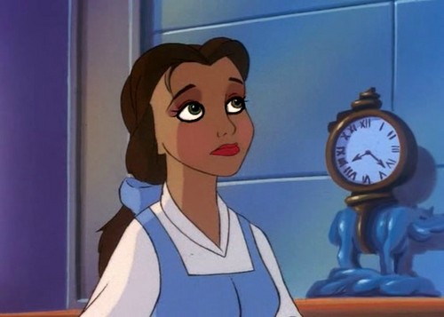 belle's wanderous look