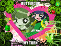 buttercup - powerpuff-girls-z fan art
