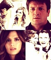 caskett - castle fan art