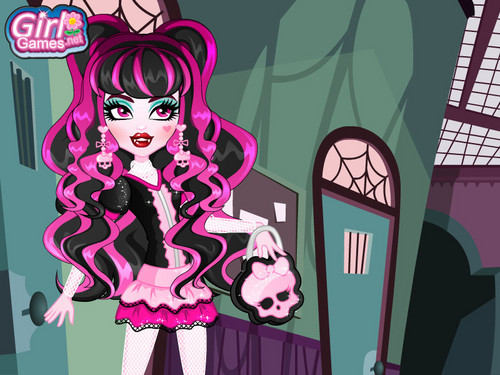 Monster High wallpaper with anime entitled clawdeen