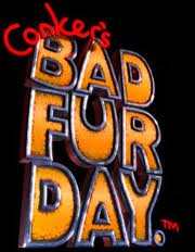 Conkers Bad Fur Day MY BUUUUUT by Natty354 ...