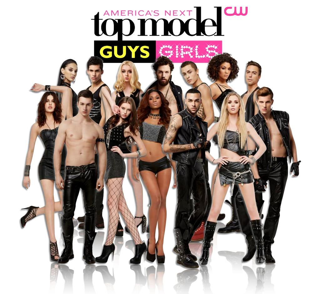 America's Next Top Model cycle 20 contestans