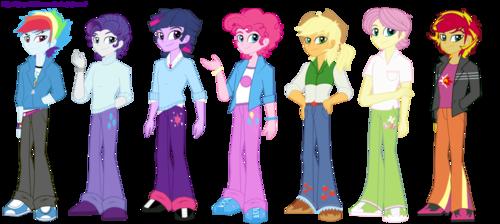 equestria boys