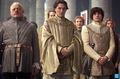 george and richard - the-white-queen-bbc photo