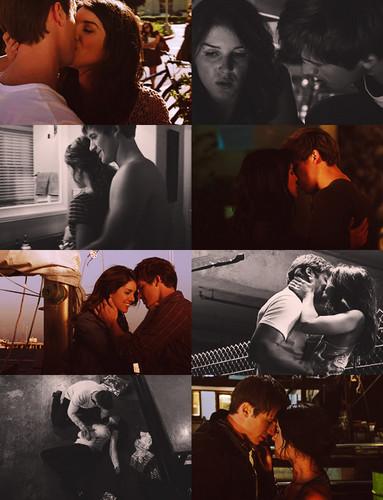 goodbye 90210 ★ вверх five couples: Liam x Annie