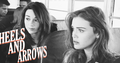 heels & arrows  - allison-and-lydia fan art