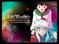 inuyasha - inuyasha-and-kagome fan art