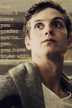 isaac/allison + quotes (6) - Isaac & Allison Fan Art ...