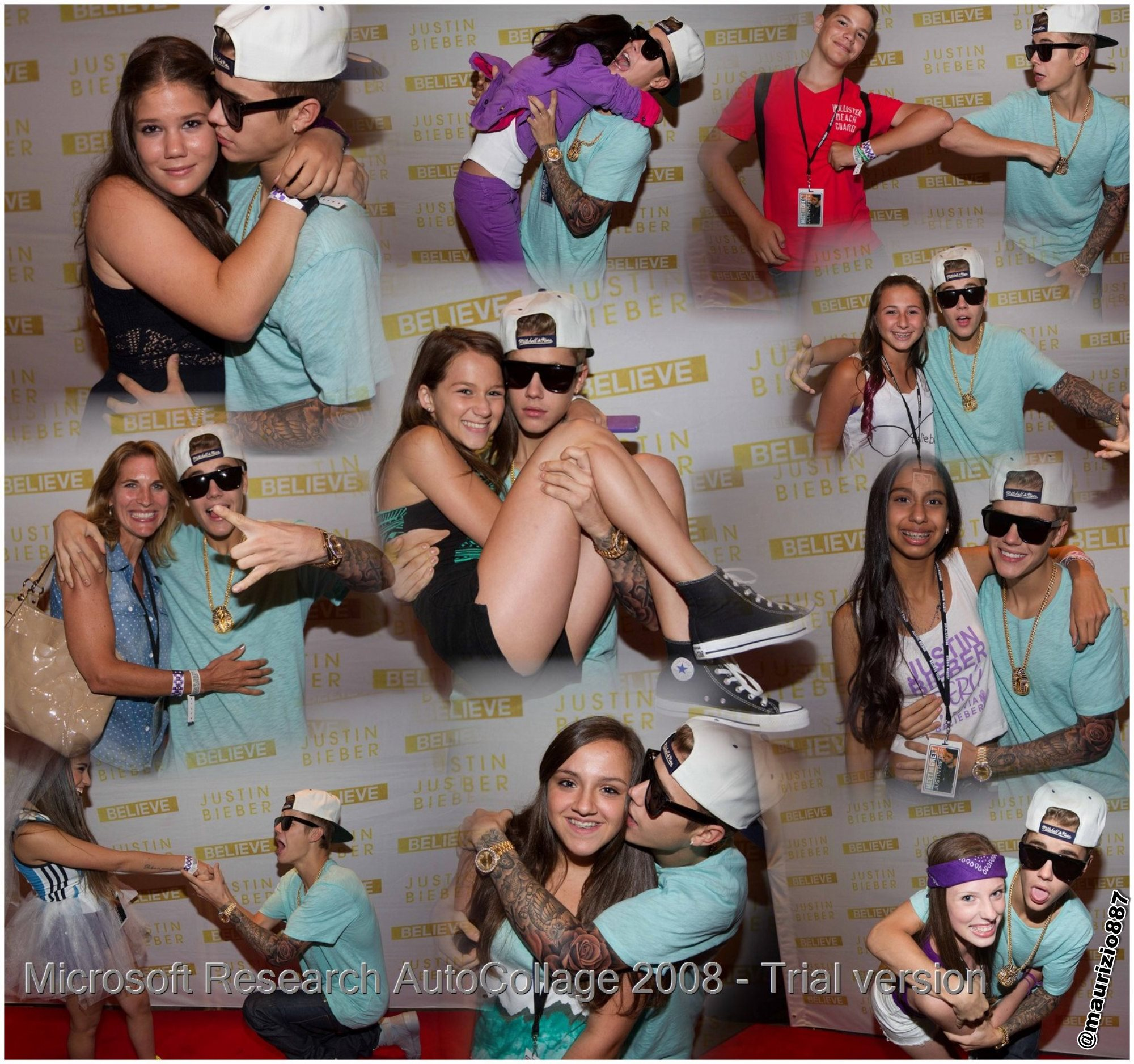 Justin Bieber Imagens Justin Bieber Meet Greet Brooklyn 2 August