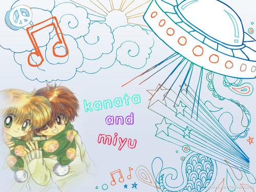 kanata and miyu
