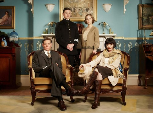 main cast of Miss Fisher's Murder Mysteries