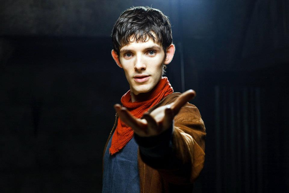 Merlin on BBC images m...