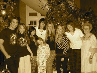miley cyrus whole family♥