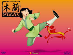 Mulan hình nền possibly containing anime called Mulan