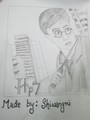 my harry potter drawing:P